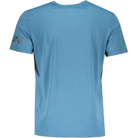 Pánské triko PEAK ROUND NECK T SHIRT FW612293 BLUE