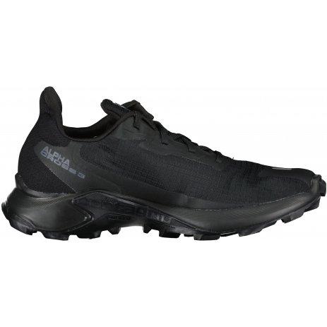 Dámské boty SALOMON ALPHACROSS 3 W L41446200 ČERNÁ/ČERNÁ/ČERNÁ