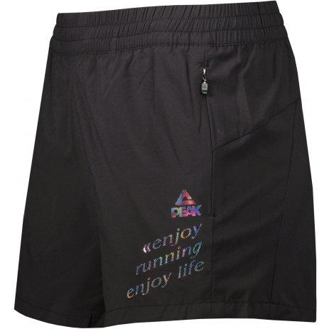 Dámské šortky PEAK WOVEN SHORTS FW312288 BLACK