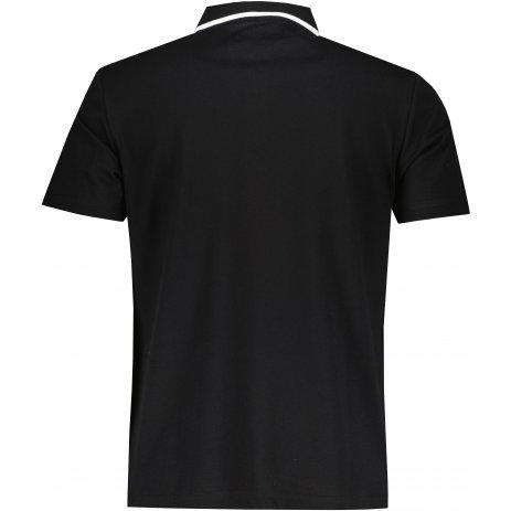 Pánské triko s límečkem PEAK POLO T SHIRT FW612157 BLACK