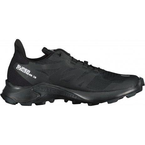 Pánské běžecké boty SALOMON SUPERCROSS 3 GTX L41453500 ČERNÁ/ČERNÁ/ČERNÁ