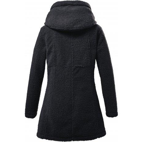 Dámský kabát KILLTEC GW 96 WMN KNTFLC PRK 37795 TMAVĚ MODRÁ