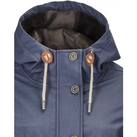 Dámský kabát KILLTEC DIANORA 34535 TMAVĚ MODRÁ
