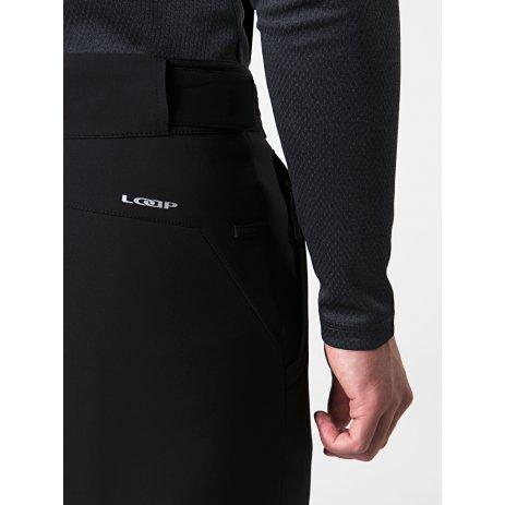 Pánské softshellové kalhoty LOAP LEKAN ČERNÁ