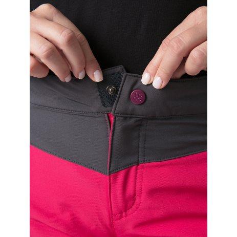 Dámské softshellové kalhoty LOAP URESECA RŮŽOVÁ