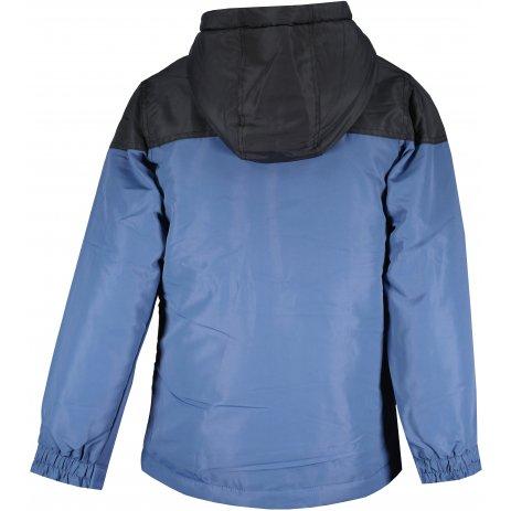 Chlapecká zimní bunda SAM 73  LUKE BB 535 MODRÁ