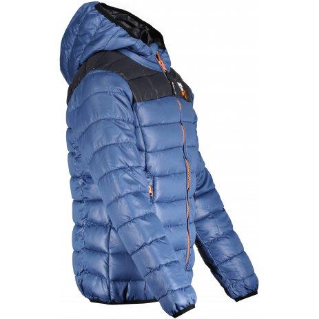 Chlapecká zimní bunda SAM 73  KARL BB 533 MODRÁ