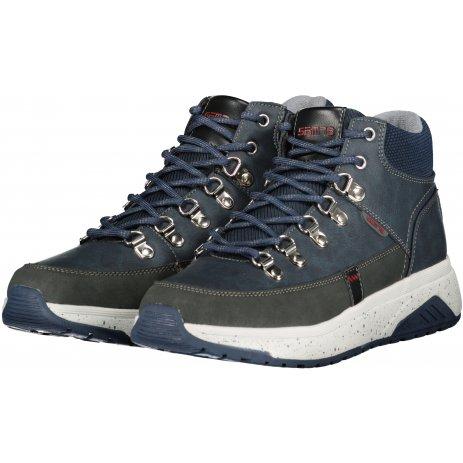 Pánské boty SAM 73  CARL MF 46 TMAVĚ MODRÁ
