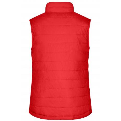Dámská vesta JAMES NICHOLSON JN1135 RED