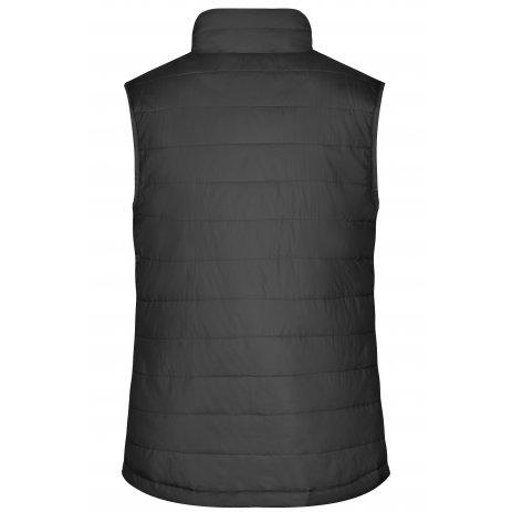 Dámská vesta JAMES NICHOLSON JN1135 BLACK