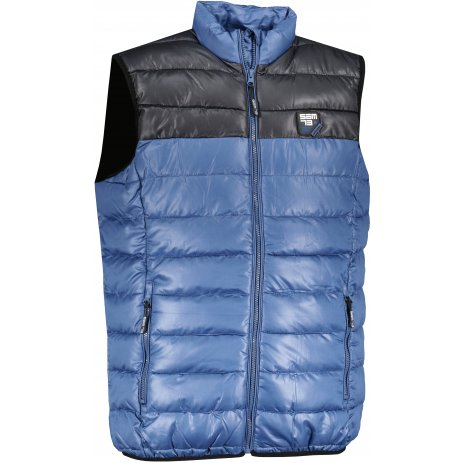 Pánská vesta SAM 73  DONALD MB 764 MODRÁ
