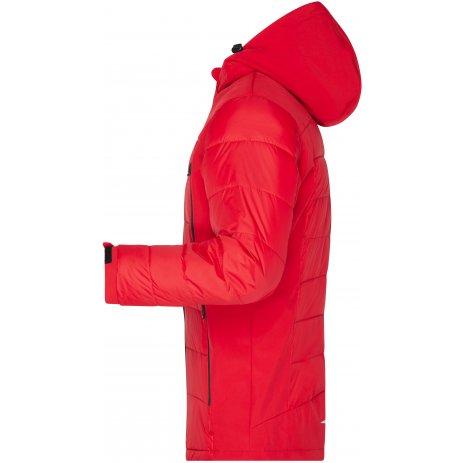 Pánská zimní bunda JAMES NICHOLSON JN1050 RED