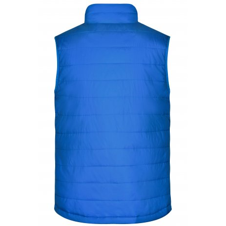 Pánská  vesta JAMES NICHOLSON JN1136 ROYAL