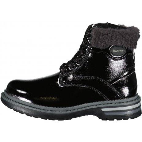 Dětské boty SAM 73  NAOMI KF 06 ČERNÁ