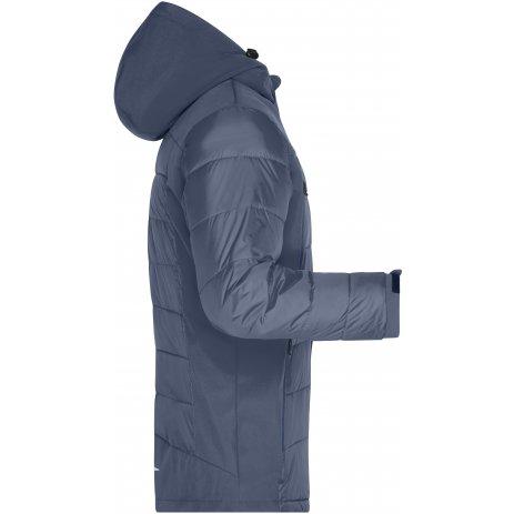 Pánská zimní bunda JAMES NICHOLSON JN1050 NAVY