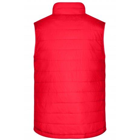 Pánská  vesta JAMES NICHOLSON JN1136 RED