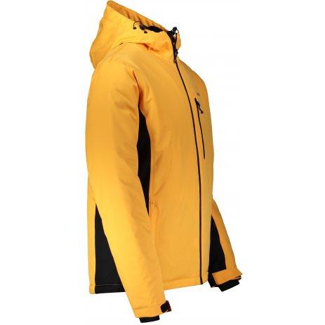 Chlapecká zimní bunda ALTISPORT LENIS MJCS467 ŽLUTÁ