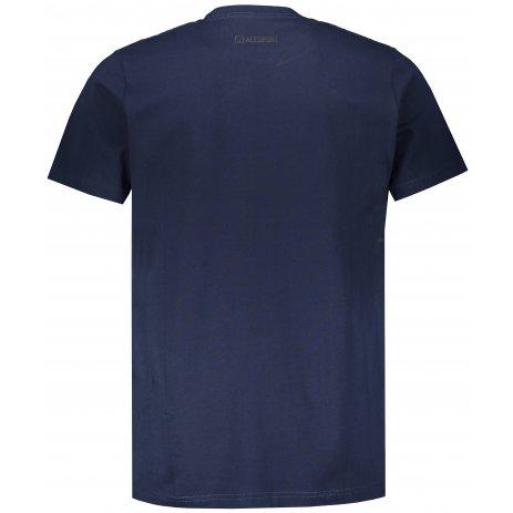 Chlapecké triko ALTISPORT BABER MTSS606 TMAVĚ MODRÁ