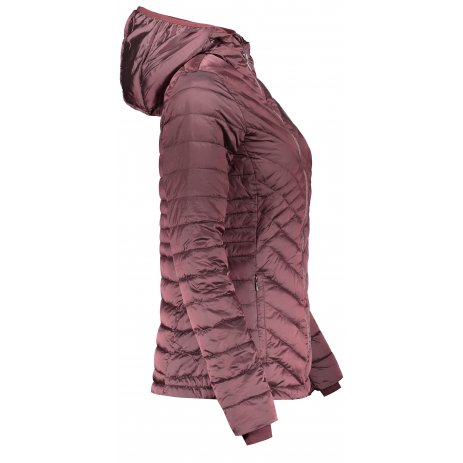 Dívčí zimní bunda ALTISPORT BEREZA LJCS432 VÍNOVÁ