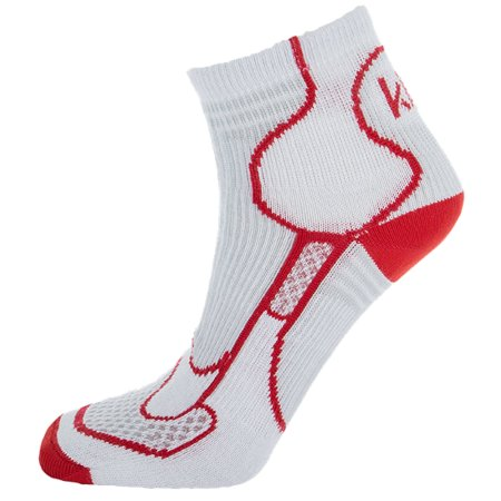 Dámské ponožky KILPI MIDDLE-L BÍLÁ
