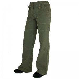 Dámské kalhoty REDSPOT K00304700 KHAKI