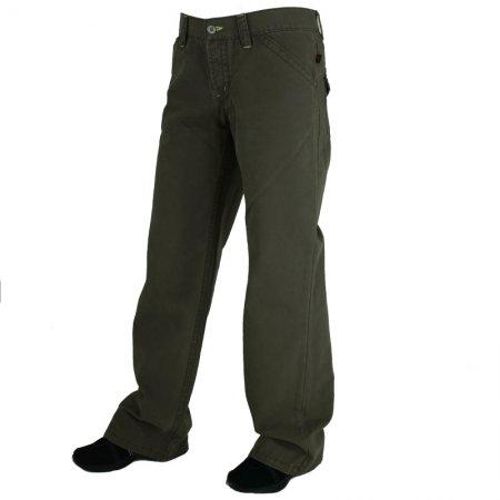 Dámské kalhoty REDSPOT K0095400 SVĚTLE HNĚDÁ