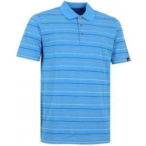 Pánské triko s límečkem ALPINE PRO HEROLD MODRÁ