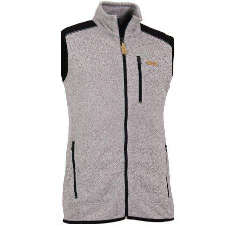 Pánská sportovní vesta LOAP GARFIELD OLM1518 ŠEDÁ