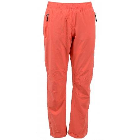 Dětské kalhoty NORDBLANC LAND NBFPK5421L ČERVENÝ KORÁL 146-164