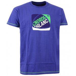 Pánské tričko NORDBLANC CLASSICAL NBFMT5387 FIALOVÁ